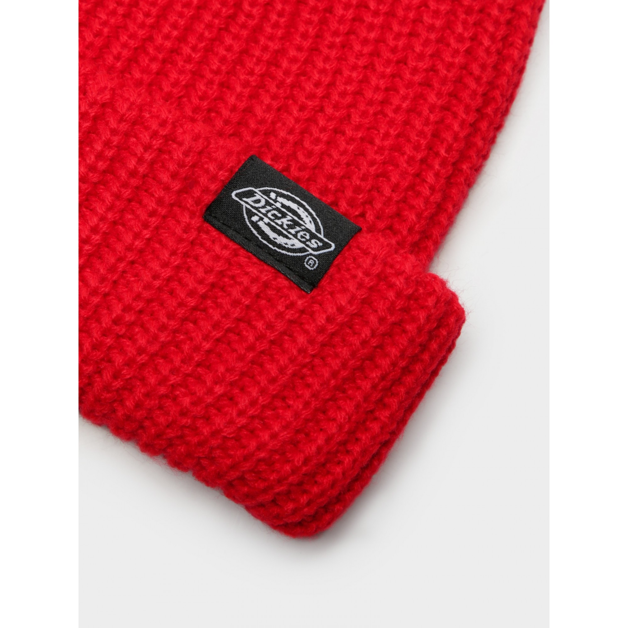 1676ca31c Venue Store DICKIES Seattle Fisherman Beanie - Red Free Delivery ...