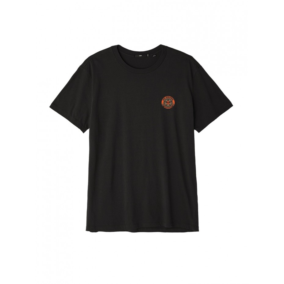 OBEY Dissent Superior Mens Tee - Limo Black