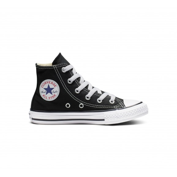 CONVERSE Chuck Taylor All Star Youth Hi Shoe - Black