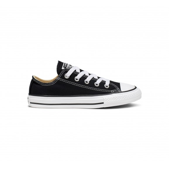 CONVERSE Chuck Taylor All Star Youth Low Shoe - Black