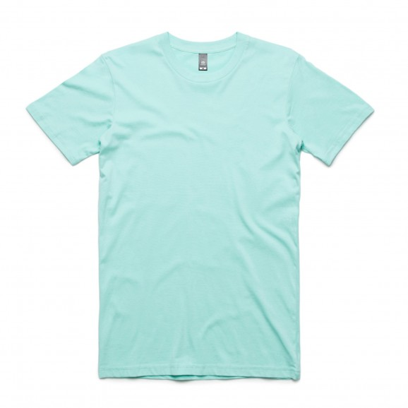 AS COLOUR Staple Mens Tee - Aqua