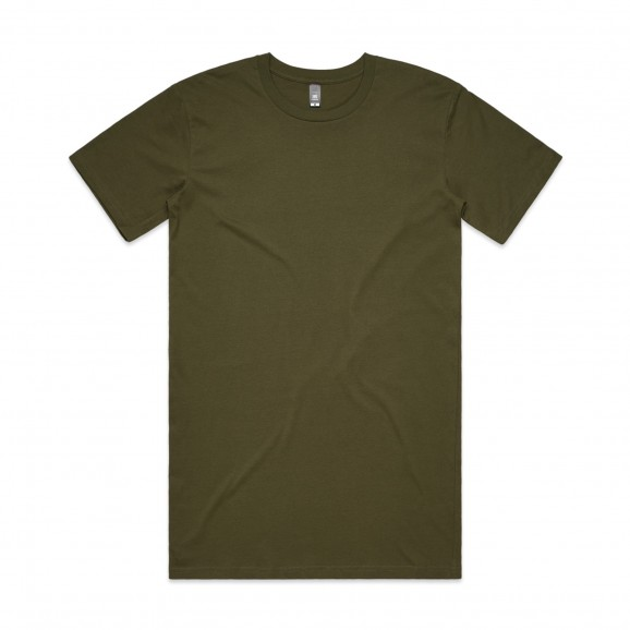 AS COLOUR Tall Mens Tee - Army