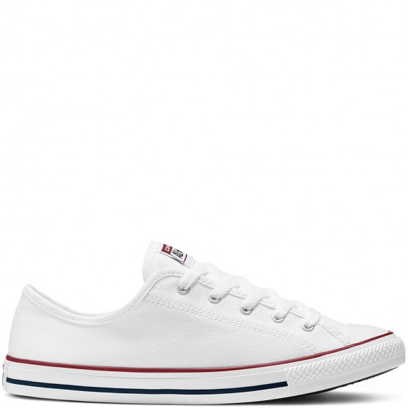 CONVERSE Chuck Taylor All Star Womens Dainty Shoe - White