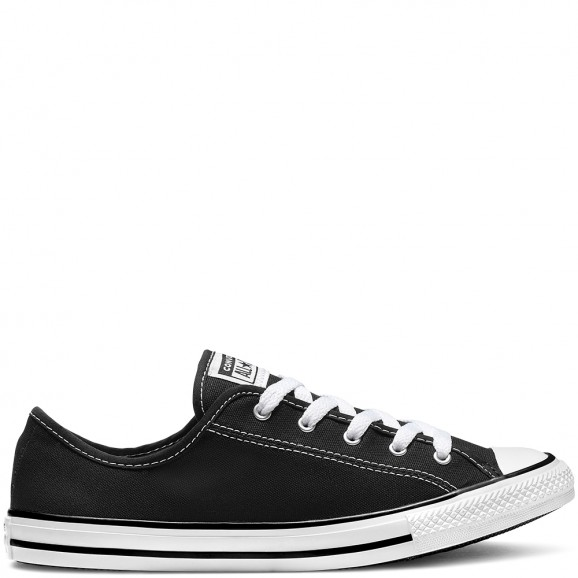 CONVERSE Chuck Taylor All Star Womens Dainty Shoe - Black