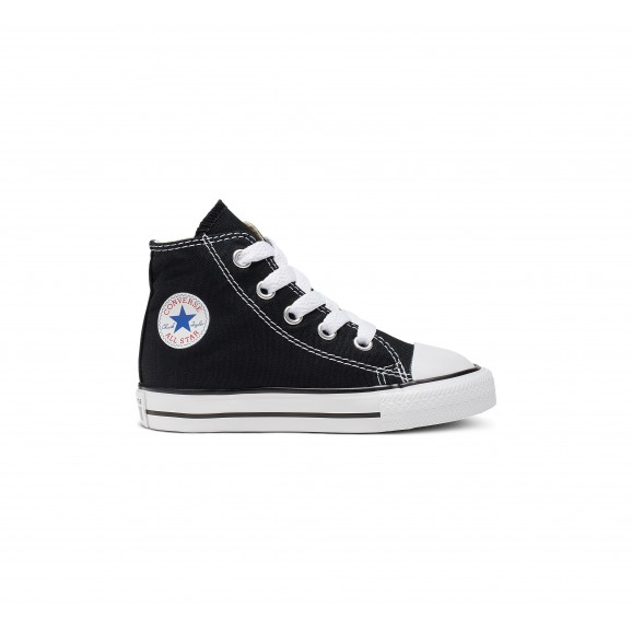 CONVERSE Chuck Taylor All Star Infant Hi Shoe - Black