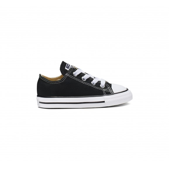 CONVERSE Chuck Taylor All Star Infant Low Shoe - Black