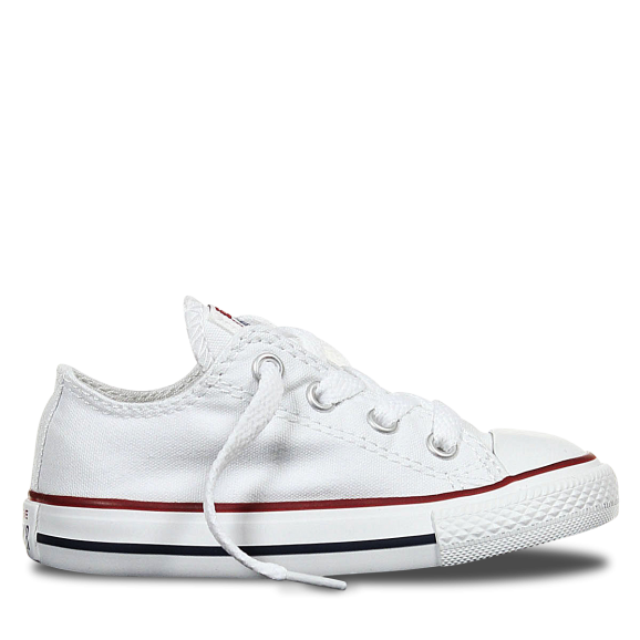 CONVERSE Chuck Taylor All Star Infant Low Shoe - White