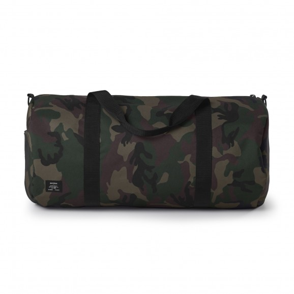 AS COLOUR Area Duffel Bag - Camo/Black