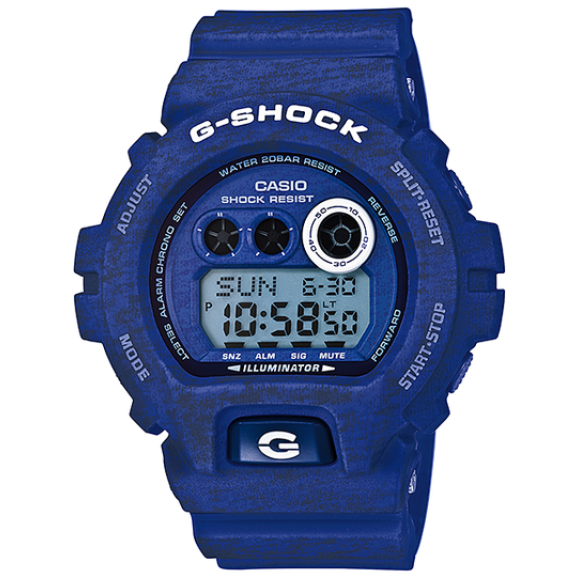 G-SHOCK Heather Digital Watch - Blue