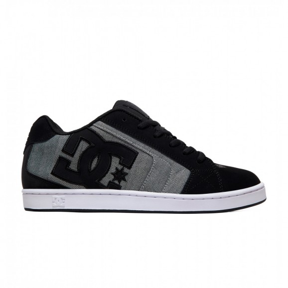 DC Net Se Men's Shoe - Black/Grey