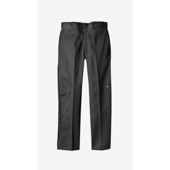 DICKIES 85283 Loose Fit Double Knee Pants - Black