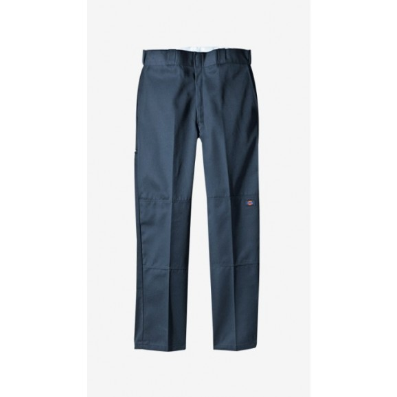 DICKIES 85283 Loose Fit Double Knee Pants - Dark Navy