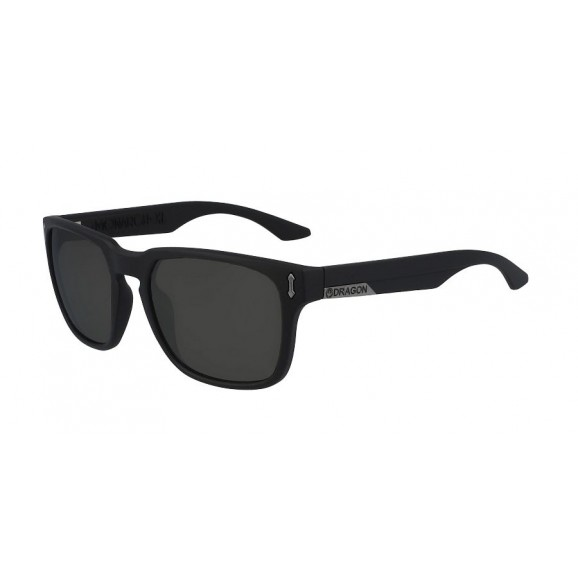 DRAGON Monarch XL Sunglasses - Black/LL Smoke