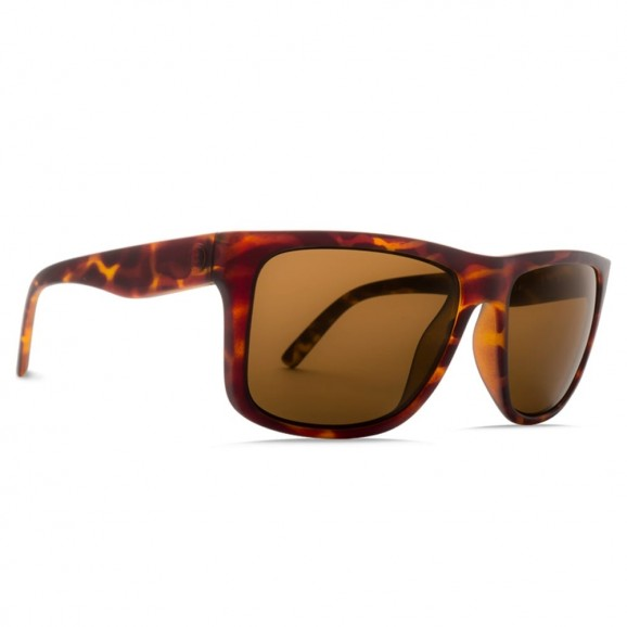 ELECTRIC Swingarm Sunglasses - Matte Tort/OHM Bronze