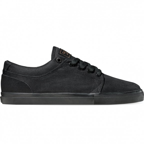 GLOBE GS Mens Low Shoe - Black/Black