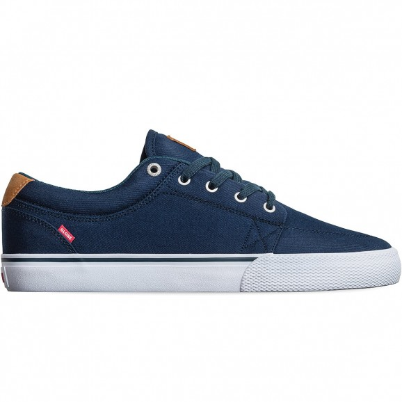 GLOBE GS Mens Low Shoe - Navy