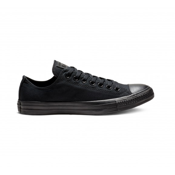 CONVERSE Chuck Taylor All Star Low Shoe - Black Mono