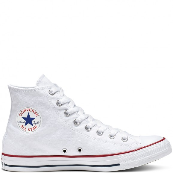 CONVERSE Chuck Taylor All Star Hi Shoe - Optical White
