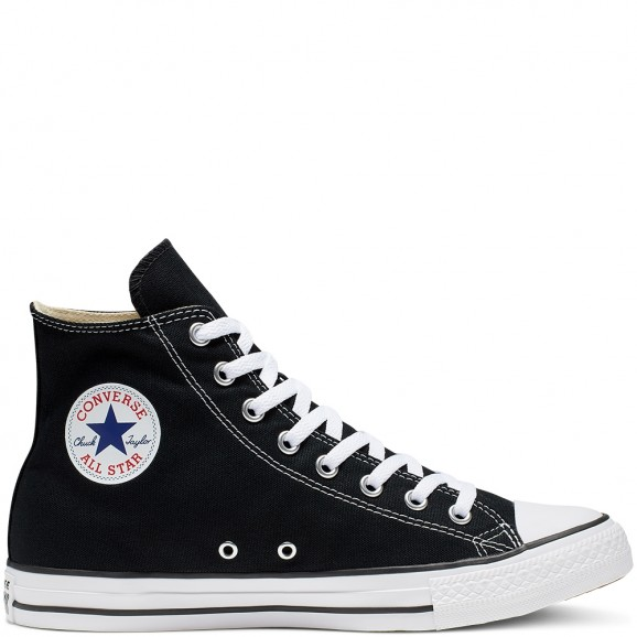 CONVERSE Chuck Taylor All Star Hi Shoe - Black