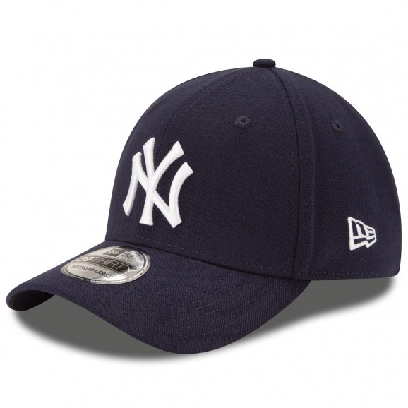 NEW ERA New York Yankees 3930 Stretch Fit Cap - Navy