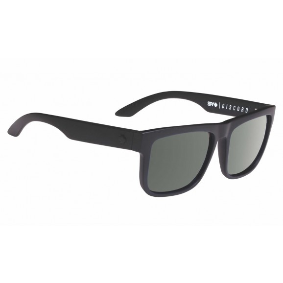 SPY Discord Sunglasses - Black/Grey