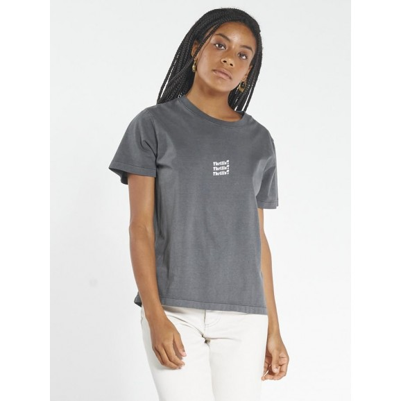 THRILLS Unlimited Relaxed Womens Tee - Merch Black
