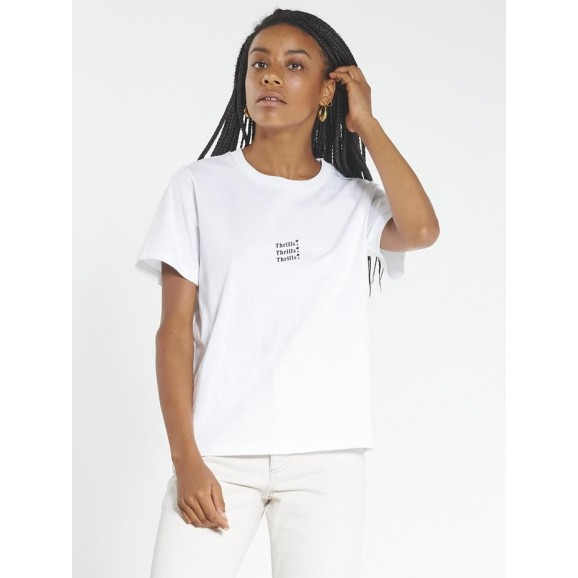 THRILLS Unlimited Relaxed Womens Tee - White