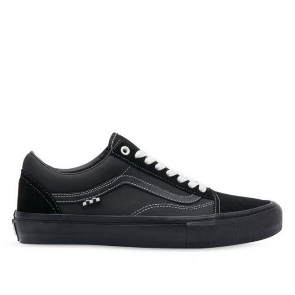 VANS Skate Old Skool Low Shoe - Black