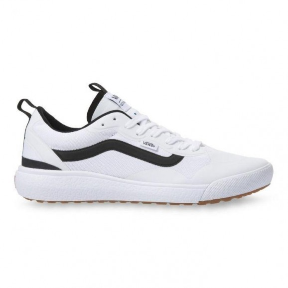 VANS Ultrarange Exo Shoe - White/Black