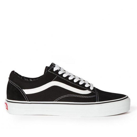 VANS Old Skool Shoe - Black/White