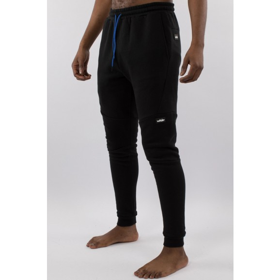 WNDRR Hoxton Mens Tech Trackpant - Black