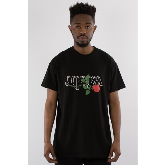 WNDRR Thorn Custom Fit Mens Tee - Black