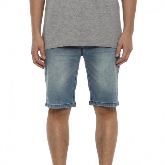 ZOO YORK Brooklyn Mens Short - Denim